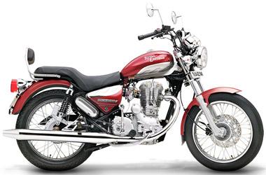 thunderbird 350cc 2006